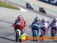 Mario Suryo Aji Makin Percaya Diri di FIM CEV Moto3 Seri Ke-4