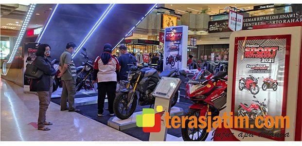 Honda Sport Motoshow Sapa Konsumen di 10 Kota di Jatim