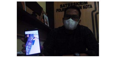 Terekam CCTV, Seorang Wanita Bobol Toko Emas