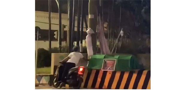 Demi Konten di Video, 3 Remaja di Madiun Curi Diorama Pocong