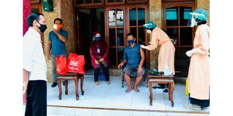 Kunjungi Madiun, Presiden Datangi Gang Kampung Pesilat