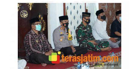 Wakil Bupati Ikuti Khotmil Qur'an Kubro di Masjid Mapolres Bangkalan