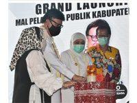 Gubernur dan MenPAN-RB Resmikan Mall Pelayanan Publik Magetan