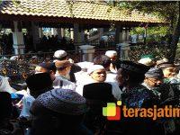 Jelang Ramadhan, Makam Gus Dur Dibanjiri Ribuan Peziarah
