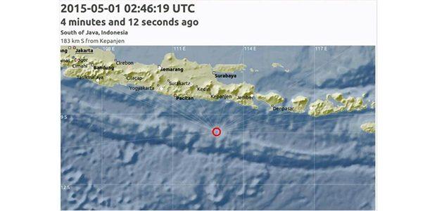 Akibat Gempa di Malang, 15 Daerah di Jatim Laporkan Kerusakan