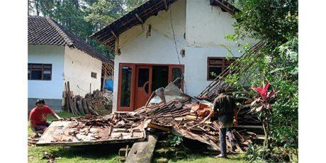Gempa di Malang, 6 Warga Meninggal dan 1 Luka Berat