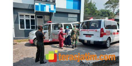 Warga Malang Raya Yang Jalani Isoman, Mulai Dipindahkan ke Lokasi Isoter