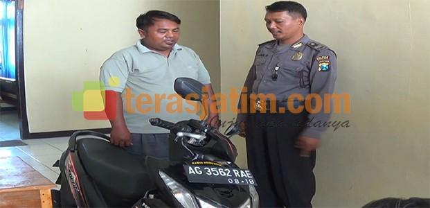 Maling Mengaku Polisi