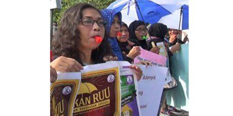 Prihatin Maraknya Kasus Kejahatan Seksual, Aktivis Perempuan di Jombang Tiup Peluit