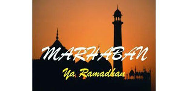 Mari Kita Jemput Ramadhan