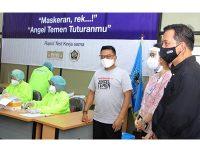 Puluhan Wartawan di Surabaya Jalani Rapid Test Covid-19, Ini Hasilnya