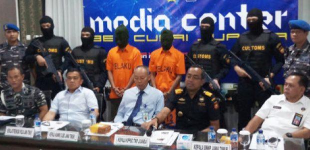 Masukkan Sabu Dalam Anus, 2 Pria asal Lombok Timur Ditangkap di Bandara Juanda