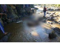 Mayat Wanita Tanpa Busana Ditemukan di Sungai Senduro Lumajang