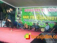 Mengenang Eyang Singonoyo, Desa Sukorejo Bojonegoro Rutin Gelar Haul