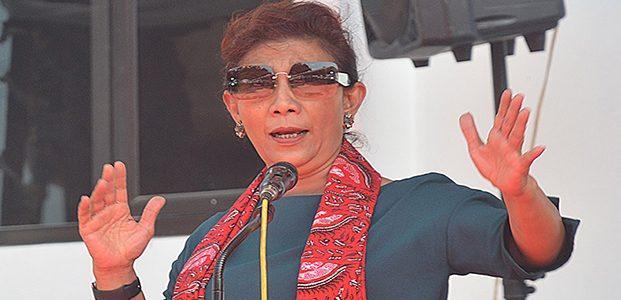 Menteri Susi : Pemerintahan Jokowi Bukan Rezim Anggaran