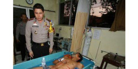 Merampok Wanita Hamil, Pria asal Dringu Probolinggo ini Klenger Dihajar Massa