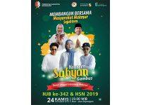 Meriahkan HJB ke-342 dan HSN 2019, Pemkab Bojonegoro Undang Nisa Sabyan