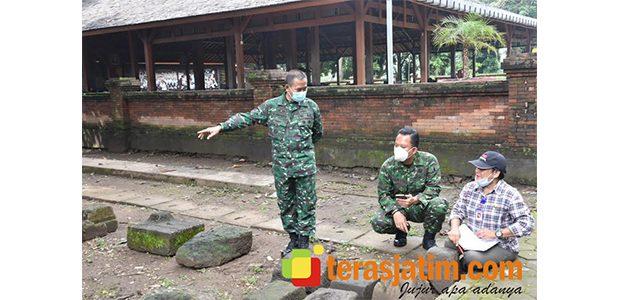 33 Batu Purbakala di Pendopo Trowulan Bakal Jadi Situs Bersejarah di Mojokerto