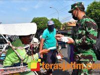 Meski Kota Mojokerto Level 1 PPKM, Perang Terhadap Sebaran Covid-19 Jalan Terus