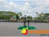 Presiden Akan Kunjungi Malang, Aparat Gabungan Gelar Apel Pasukan Pengamanan