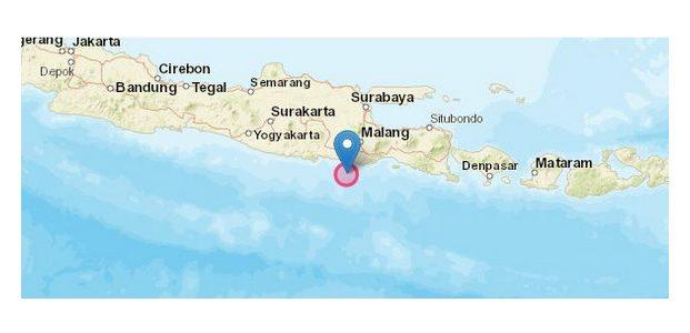 Pasca Gempa 6,2 SR di Tenggara Kabupaten Blitar, BMKG Malang Catat Ada 3 Gempa Susulan