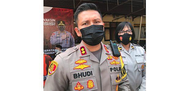 Kota Malang Masuk Zona Hitam, Kapolresta Minta Warga Bersabar dan Patuh
