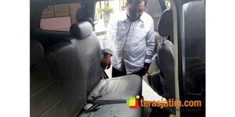Mobil Anggota DPRD Blitar Jadi Korban Pecah Kaca, Uang 400 Juta Amblas