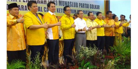 Momentum Satu Miliar Untuk Calon Ketua Umum Partai