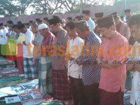 Muhammadiyah Laksanakan Sholat Ied Hari Ini