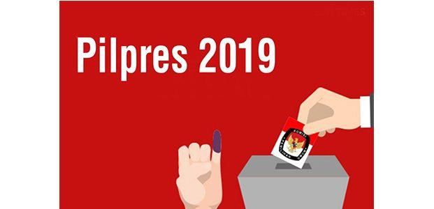 Mulai 4 Agustus, Pendaftaran Bakal Capres dan Cawapres 2019 Dibuka