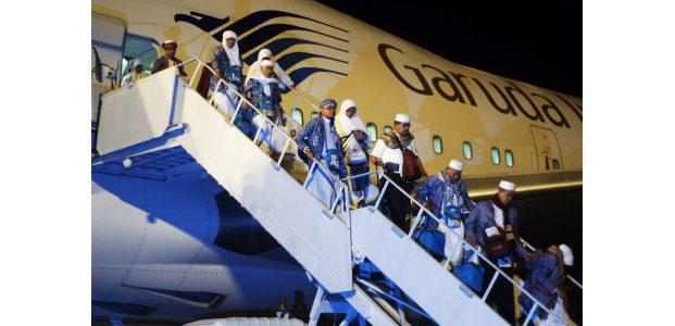 Mulai Besok, Jemaah Calon Haji Gelombang II Mendarat di Jeddah