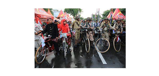 Mulai Besok, Pemkot Surabaya Gelar Jambore Sepeda Tua