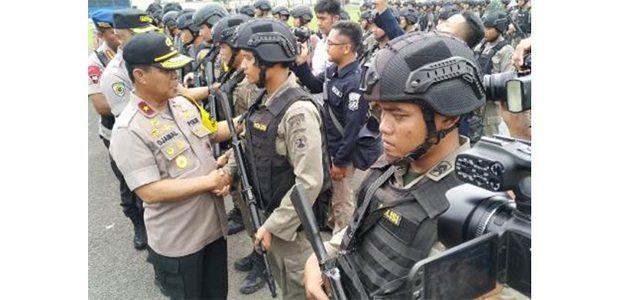 Mulai Hari Ini Hingga 6 Bulan ke Depan, 200 Anggota Brimob Polda Jatim di-BKO-kan di Papua
