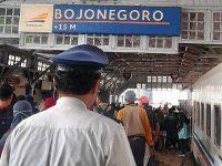 Mulai Hari Ini, KA Argo Anggrek Berhenti di Stasiun Bojonegoro