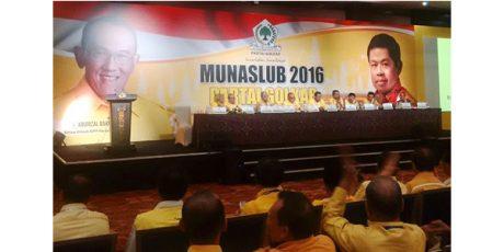 Partai Golkar Keluar dari KMP dan Dukung Pemerintah