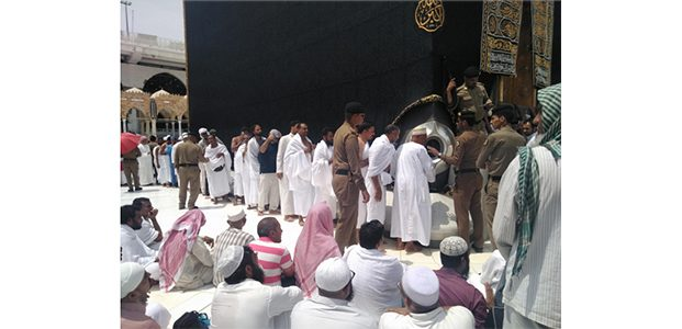Musim Haji Usai, Masjidil Haram Lengang, Mencium Hajar Aswad Dibuat Antrian