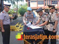 Mutasi, Kabag Ops Polres Bojonegoro Jabat Wakapolresta Probolinggo