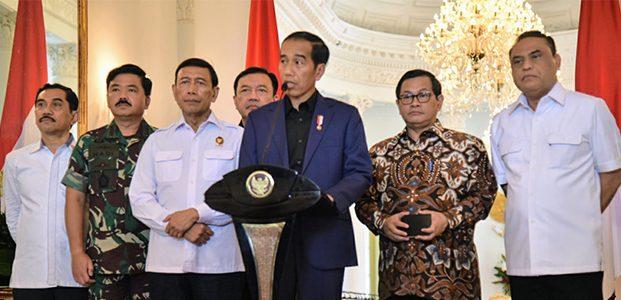 Presiden Jokowi: Negara Tidak Takut Pada Terorisme
