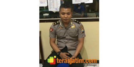 Ngaku Perwira Polisi, Pria asal Jombang Dibekuk Polisi Blitar Kota