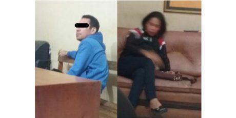 Ngamar di Hotel Bersama Pria Lain, Wanita ini Digerebek Polisi dan Suaminya