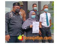 Payudaranya Diremas Perawat RS, Pesilat Wanita asal Nganjuk Lapor Polisi