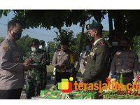 Serbu Yonarmed 12/Divif 2 Kostrad, Kapolres Ngawi Beri Kejutan