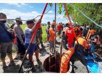 Hirup Gas Beracun, Bapak Tewas dan 2 Anaknya Pingsan di Dalam Sumur Sawah
