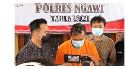 Viral, Video Pria di Ngawi Goyang Seorang Ibu Sekaligus Anaknya