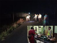 Ngebut Tanpa Lampu Penerangan, Tabrakan Maut Terjadi di Cangkring Tuban