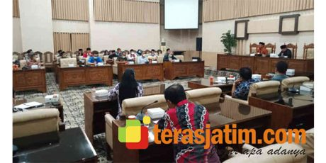 DPRD Banyuwangi Gelar Koordinasi Bahas Pilkades Serentak 2021