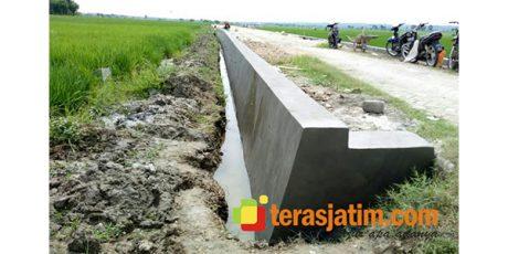 Nyaris Selalu Terisolir, Pemdes Lebaksari Bojonegoro Bertekad Benahi Infrastruktur Jalan