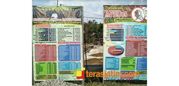 Oknum Kades di Bojonegoro Diduga Salahgunakan Wewenang