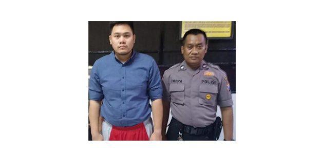 Oknum Pilot Yang Pukul Karyawan Hotel, Resmi Ditahan