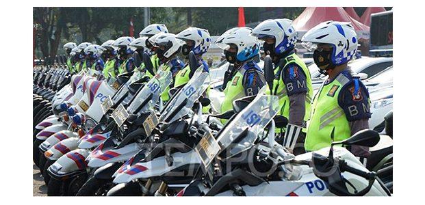 Operasi Patuh Semeru 2020, Polda Jatim Turunkan 3.073 Personel